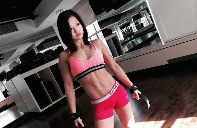 Pink Gym Shot 3